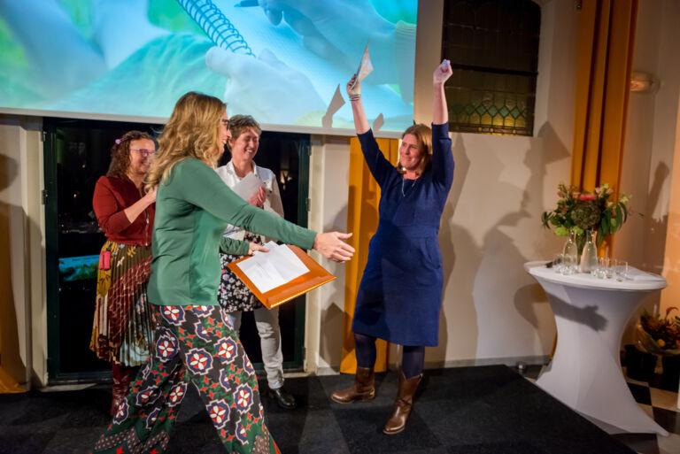 Marijke Groot Wint Mind Poëziewedstrijd Met Gedicht Openheid