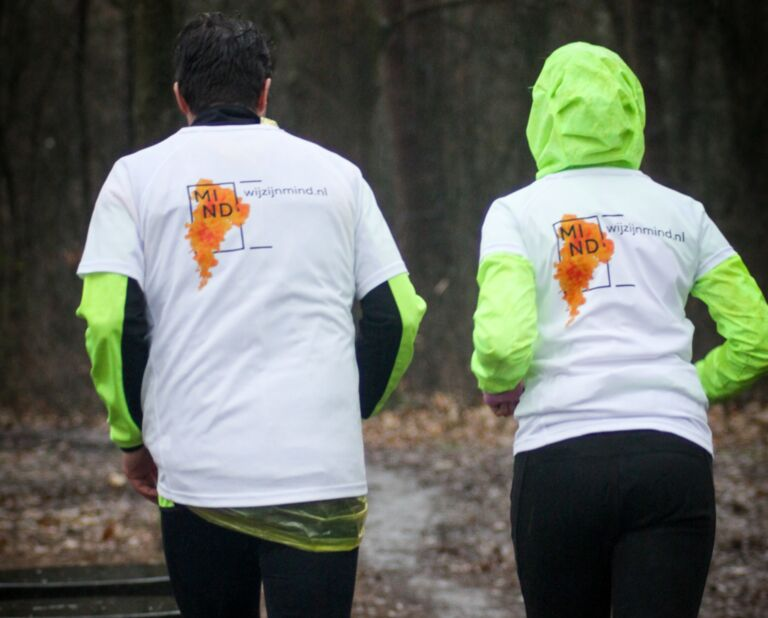 MIND Blue Monday Run Uden 2017